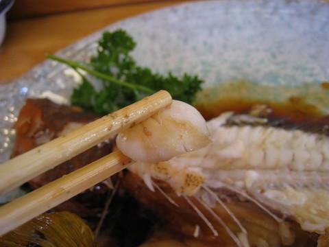 キジハタの煮付けUP4:2017-07-17.JPG