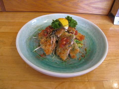 生秋刀魚のパン粉焼き:2017-08-27.JPG