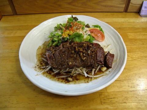 熟成牛のステーキ:2018-06-11.jpg